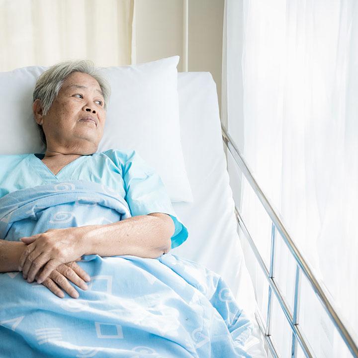 通院が困難な人が受ける在宅医療